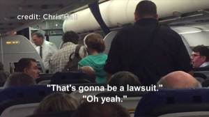 Airline cites 'disruptive behaviour' as reason for kicking autistic girl off plane