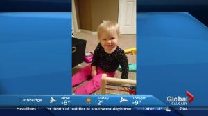 Investigation into death of Calgary toddler
