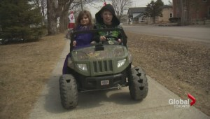 Lakefield family crowd funding to send child to soap box derby championship