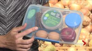 Nutrition: Grab and go lunches to take to work