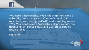 Facebook rant on BC Ferries goes viral