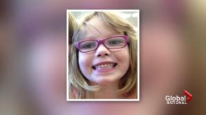 Saskatchewan Amber Alert ends with missing girl found dead