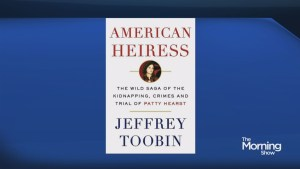 "Jeffrey Toobin on his highly anticipated book, ""American Heiress"""