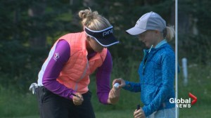 Pro-Am kicks off CP Women's Open at Priddis Greens