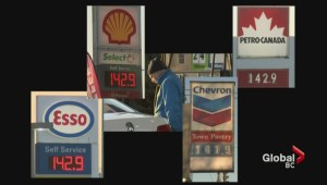 Metro Vancouver motorists none too pleased after sharp increase in price of gas this weekend