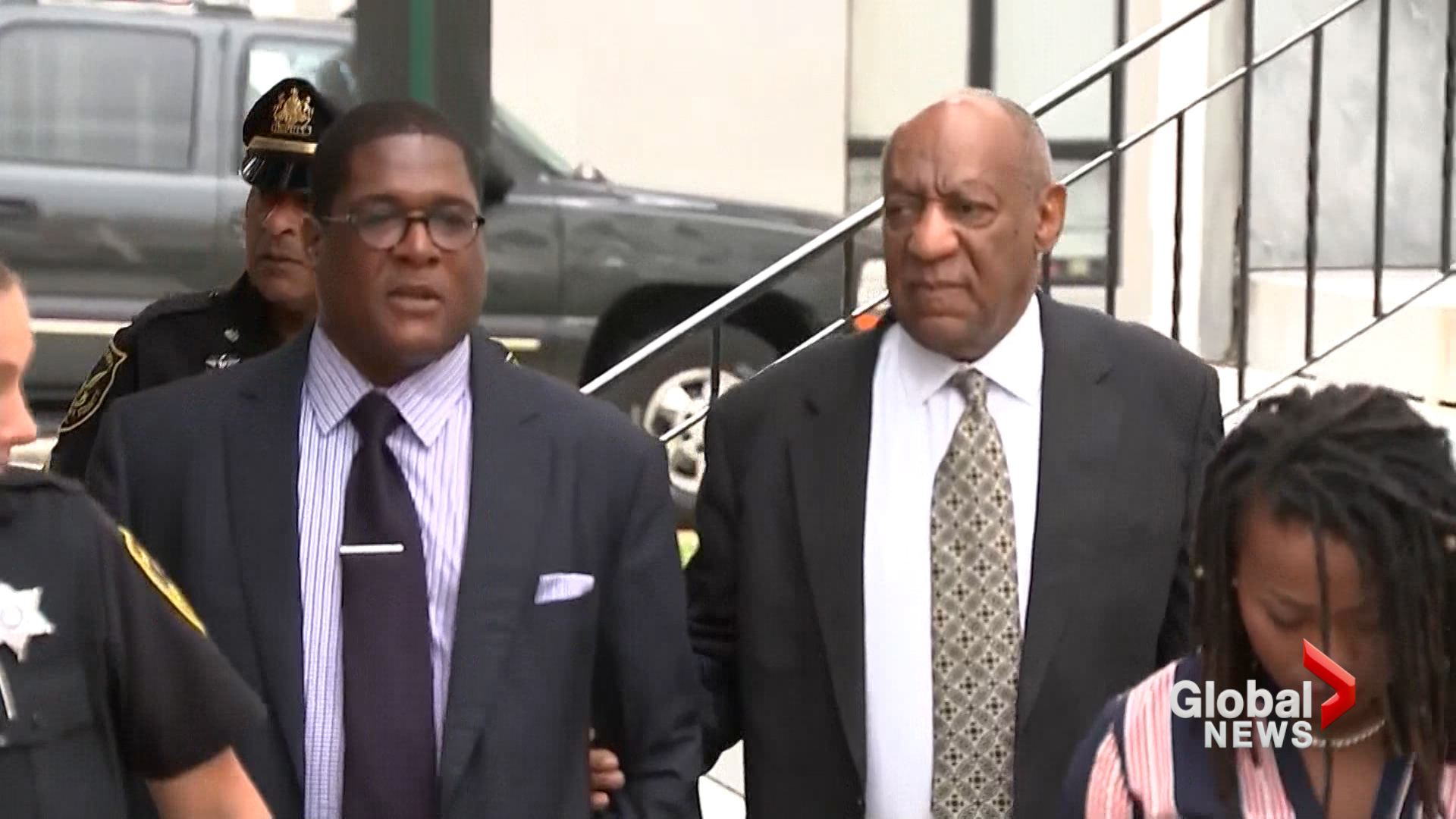 Jurors say they're deadlocked in Cosby trial