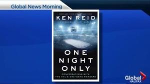 """Ken Reid's new book – """"One Night Only"""""""
