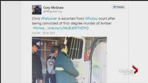 Social media role in Falconer case
