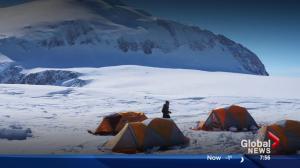 Edmonton man preparing for Mount Everest to complete 7 Summits goal