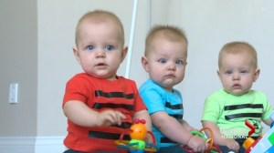 Progress for identical triplets battling rare cancer