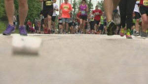 Sights and sounds from the 38th Manitoba Marathon