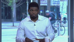 NHL superstar P.K. Subban