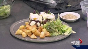 Saturday Chefs: Waygu beef benny
