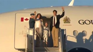Justin Trudeau hopes to reset relations with China on 1st official visit