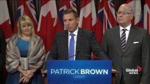 Ontario PCs say 'temporary relief' on hydro bills good, but doesn't solve energy issue