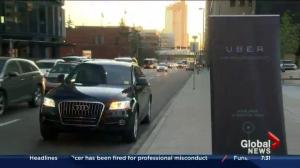 Uber slams Calgary's proposed rules for drivers
