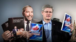 NDP, Conservatives release final platforms