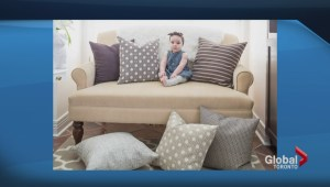 What to use for home decorating when kids and pets are present