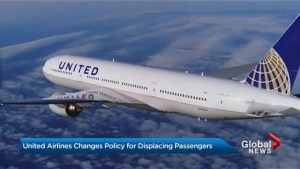 United Airlines changes its policies after turbulent week