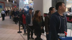 Black Friday sales on in Calgary