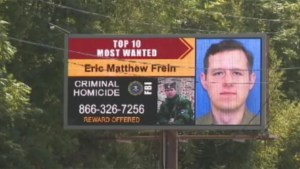 Police shooter suspect posted on billboards across Pennsylvania