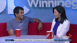 Jay Chandrasekhar on Global News Morning