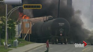 Return to Lac-Megantic