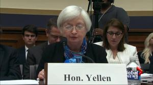 Janet Yellen warns of 'signifigant economic repercussions' of a Brexit