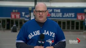 Blue Jays lose again but Jays fever high in Toronto
