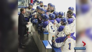 Calgary hockey parents outraged by playoff game decided by coin toss