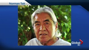 B.C. First Nations master carver Norman Tait dead at 75