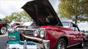 Ultimate Car Show takes over Hard Rock Casino