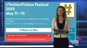 #TwitterFiction Festival