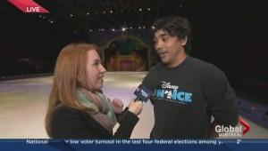 Aladin and Genie of Disney on Ice