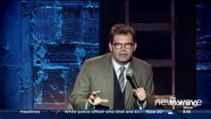 Simpsons writer and comedian Dana Gould joins JFL42