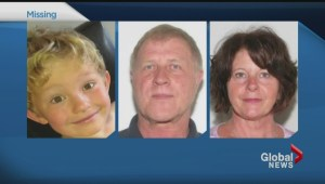 Amber alert: Police need public's help to locate missing 5-year-old and grandparents
