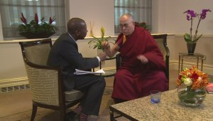 The Dalai Lama in hot water over comment some are calling 'sexist'