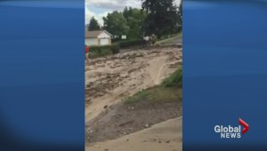 Kamloops cleans up from summer storm