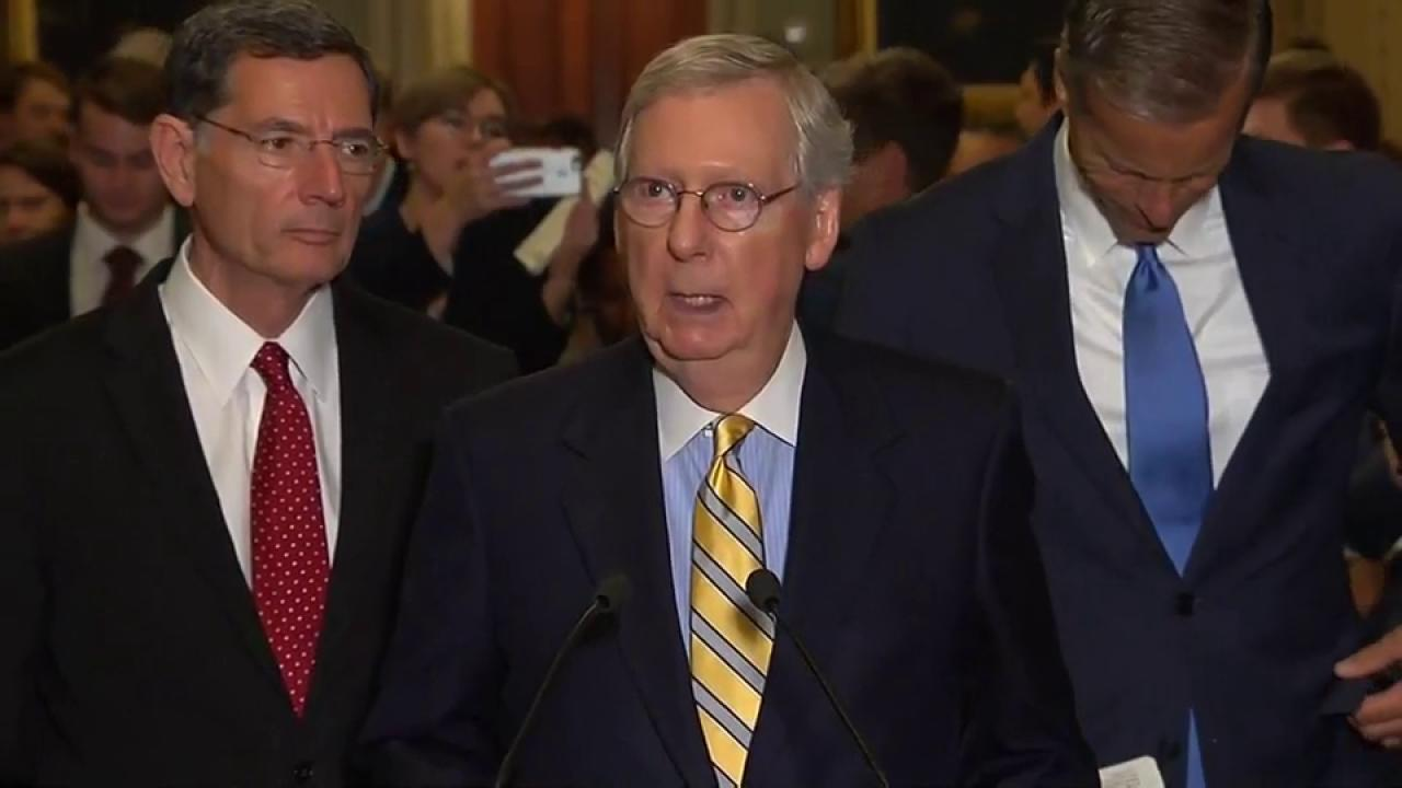 What is next for the Senate health care bill?