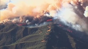 Wildfires continue to ravage Napa Valley, California