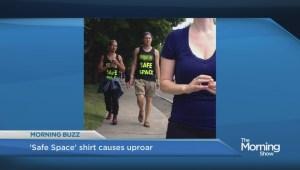 Carleton University students raise eyebrows with new t-shirt