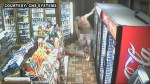 Man high on meth strips nude, ransacks Alabama gas station