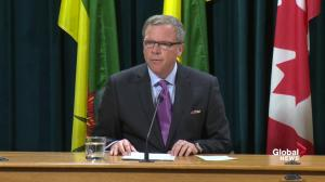 Brad Wall calls Saskatchewan school shooting 'unspeakably horrible'