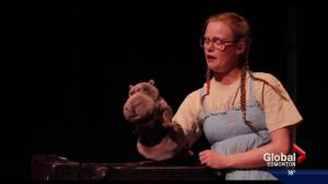 Edmonton fringe reviews: 'Little Orange Man' and 'Diamond Girls'
