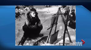 Robert Bateman talks 'Life Sketches'