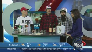 Banff's First Craft Beer Festival