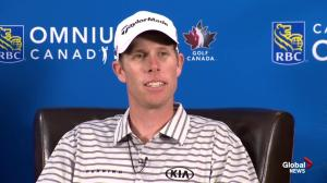 David Hearn disappointed that he hit 'so many good putts' that didn't go in