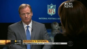 NFL Commissioner Roger Goodell breaks his silence on Ray Rice video