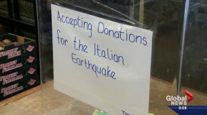Italian Calgarians desperately try to get a hold of relatives in damaged areas