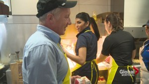 McHappy Day in Montreal